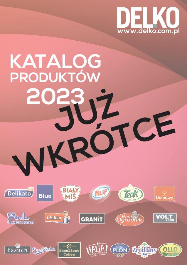 Aktualny katalog produktów Delko